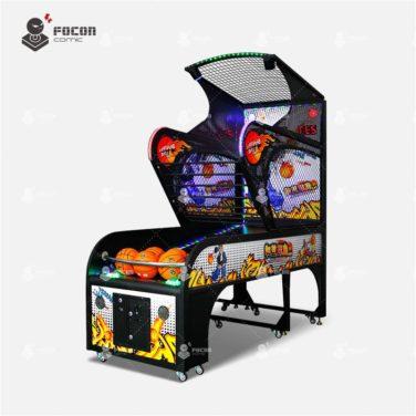 Luxury Lighting Arcade Street Basketball Game Machine