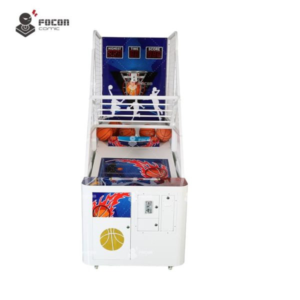 Luxury Arcade Street Basketball Shooting Game Machine