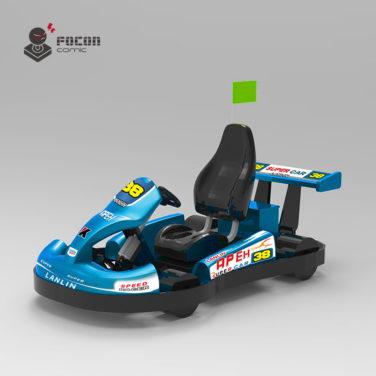 Focon Speed Electric Bumper Car Go Kart for Sale