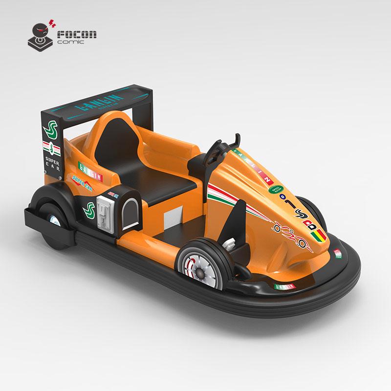 Focon Funny Racing Drift Bumper Car For Sale