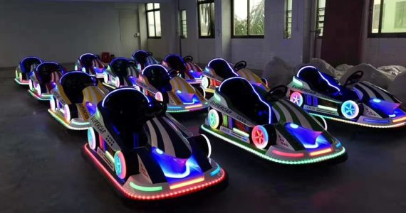 What are the functions of a good bumper car