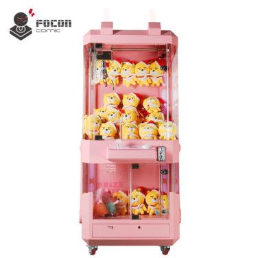 Newest rabbit style claw machine arcade machine